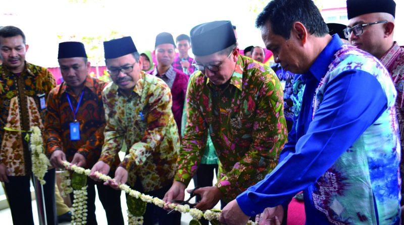 Peresmian Fakultas dan Gedung Baru Fakultas Ekonomi dan Bisnis Islam oleh Menteri Agama RI