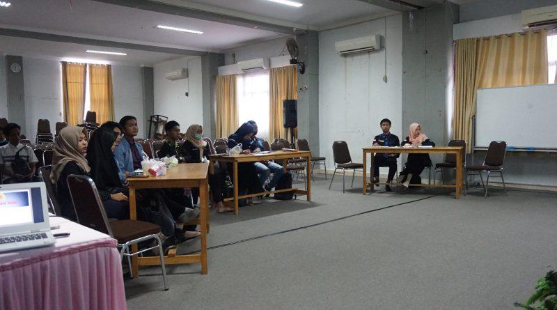 Dialog Publik Senat Mahasiswa FEBI