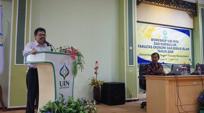 Workshop Visi Misi dan Kurikulum 2018