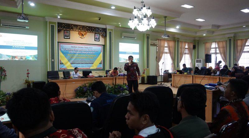FEBI Mengadakan Seminar Jurusan 2018