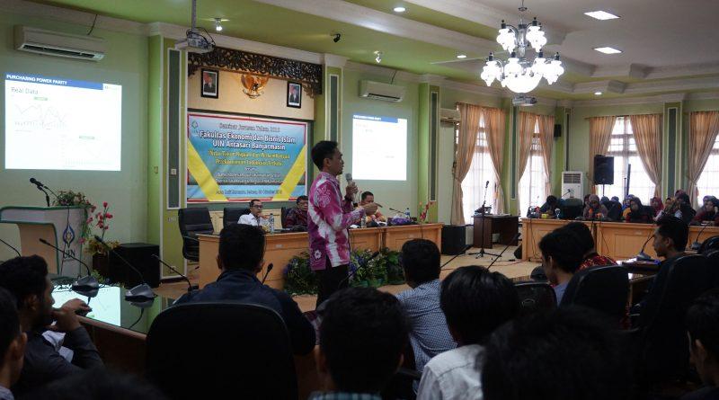 FEBI Mengadakan Seminar Jurusan