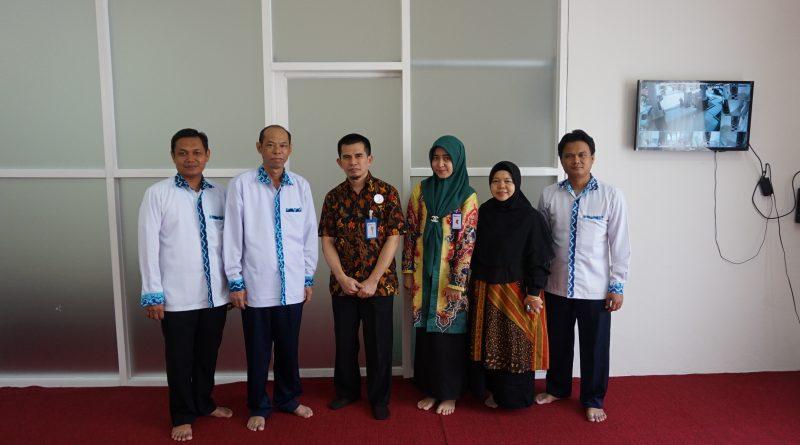 Silaturrahmi BRI Syariah KC Banjarmasin Ke FEBI