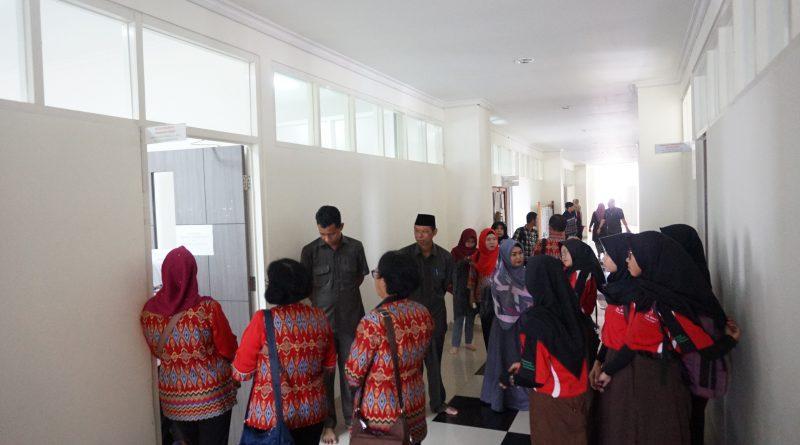 Kunjungan SMKN 1 Kuala Kapuas ke FEBI